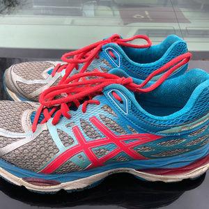 ASICS GEL-Cumulus 17 Women's Multi-Color Sneakers